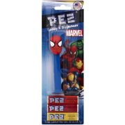 Pez Assortment Marvel Hero Candy with Dispenser, 1.74 Ounce -- 6 per case