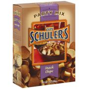 Win Schulers Party Mix Snack Chips, 7 Ounce -- 12 per case