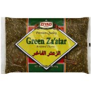 Ziyad Green Zatter Roasted Thyme, 16 Ounce -- 6 per case