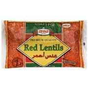 Ziyad Red Lentils, 16 Ounce -- 6 per case