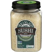 Rice Select Sticky Sushi Rice, 32 Ounce Jar -- 4 per case