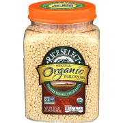 Rice Select Organic Plain Pearl Couscous, 24.5 Ounce -- 4 per case