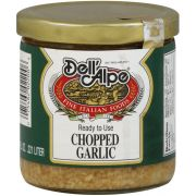Dell Alpe Chopped Garlic, 7.5 Ounce -- 12 per case