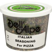 Dell Alpe Italian Pizza Seasoning, 3 Ounce -- 12 per case