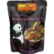 Lee Kum Kee Mongolian Barbecue Stir Fry Sauce, 8 Ounce -- 6 per case