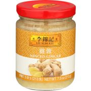 Lee Kum Kee Minced Ginger, 7.5 Ounce (( -- 12 per case