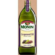 Monini Grapeseed Oil, 33.8 Ounce -- 6 per case