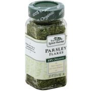 The Spice Hunter Organic Parsley Flake, 0.23 Ounce -- 6 per case