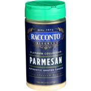 Racconto Riserva Grated Parmesan Cheese, 8 Ounce -- 6 per case