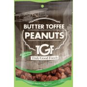 Southern Sweets Butter Toffee Peanuts, 4 Ounce -- 12 per case