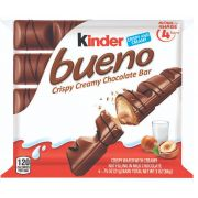 Kinder Joy Crispy Creamy Chocolate Bar, 3 Ounce - Shelf -- 32 per case