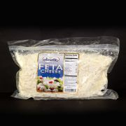Alouette Crumbled Feta Cheese, 2.5 Pound -- 4 per case.