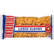 Skinner Elbows Large Pasta, 12 Ounce -- 24 Case