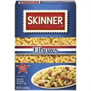 Skinner Elbow Short Cut Pasta, 16 Ounce --  20 Case