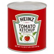 Heinz Ketchup -- 6 Case 10 Can