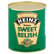 RELISH SWEET 6 CASE 10 CAN