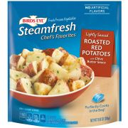 Birds Eye Steamfresh Roasted Red Potatoes with Chive Butter Sauce, 10.8 Ounce Bag -- 8 per case