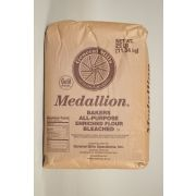 General Mills Hotel and Restaurant All Purpose Flour, 25 Pound Bag -- 2 per case.