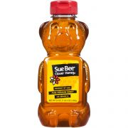 Sue Bee Honey Squeeze Honey Bears, 24 Ounce -- 12 per case.