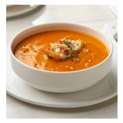 Reserve Riverboat Red Pepper with Crab Bisque Soup, 4 Pound -- 4 per case.
