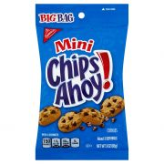 Chips Ahoy Mini Chocolate Cookies , 3 ounce -- 36 per case.