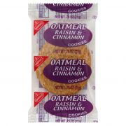 Oatmeal Raisins Cinnamon Cookies 100 Case 2 Count