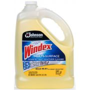 Windex Multisurface Disinfectant Window Cleaner, 128 Ounce -- 4 per case.