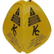Continental Safety Floor Sign -- 12 per case.
