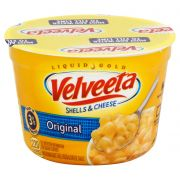 Kraft Original Shells and Cheese - Cup, 2.39 Ounce -- 10 per case.