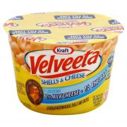 Kraft Shell and Cheese 2 Percent Milk - Cup, 2.19 Ounce -- 10 per case.