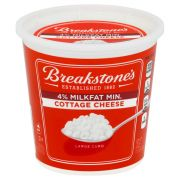 Cottage Cheese Large Curd, 1.5 Pound -- 12 per case.