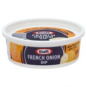 Kraft French Onion Quality Dip, 8 Ounce -- 12 per case.