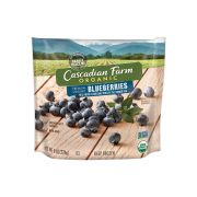 Cascadian Farm Organic Blueberries, 8 Ounce -- 12 per case.