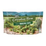 Cascadian Farm Organic Broccoli Cuts, 16 Ounce -- 12 per case.
