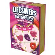 Life Savers Valentines Message Hearts and Rings Gummies, 4 Ounce -- 24 per case