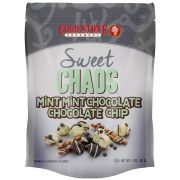 Kennys Mint Mint Chocolate Chocolate Chip Sweet Chaos, 4 Ounce -- 8 per case.