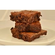 Foxtail Foods Double Fudge Brownie, 80 Ounce -- 4 per case.
