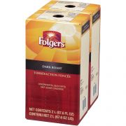 Folgers Dark Roast Coffee Liquid, 2 Liter -- 2 per case.