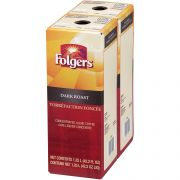 Folgers Dark Roast Coffee Liquid, 1.25 Liter -- 2 per case.