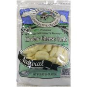 Ellsworth Farmer Certified White Cheddar Cheese Curd, 16 Ounce -- 8 per case