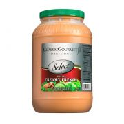Ventura Foods Classic Gourmet Select Deluxe Creamy French Salad Dressing 1 Gallon
