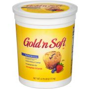 Gold N Soft 70 percent Soft No Trans Fat Spread, 76 Ounce Tub -- 6 per case.
