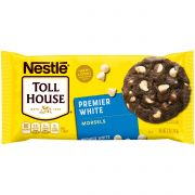 Nestle Toll House Premier White Morsel, 12 Ounce -- 12 per case.