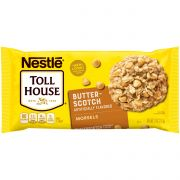 Nestle Toll House Butterscotch Morsel, 11 Ounce -- 12 per case.