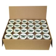 Knouse Foods Lucky Leaf 4 Ounce Natural No Sweetner Apple Sauce -- 72 per case.