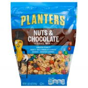 Planters Nut and Chocolate Trail Mix, 19 Ounce -- 6 per case.
