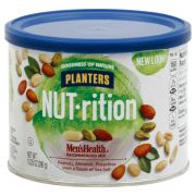 Planters Nutrition Mens Health Recommended Mix, 10.25 Ounce -- 12 per case.