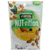 Planters Vitality Blend Snack Nuts, 5.5 Ounce -- 8 per case.