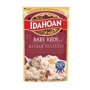 Idahoan Baby Reds Mashed Potatoes, 4.1 Ounce Pouch -- 10 per case.