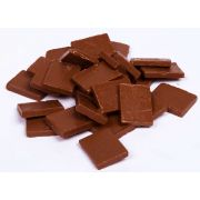 Ambrosia Harley Milk Chocolate Chunk, 45 Pound -- 1 each